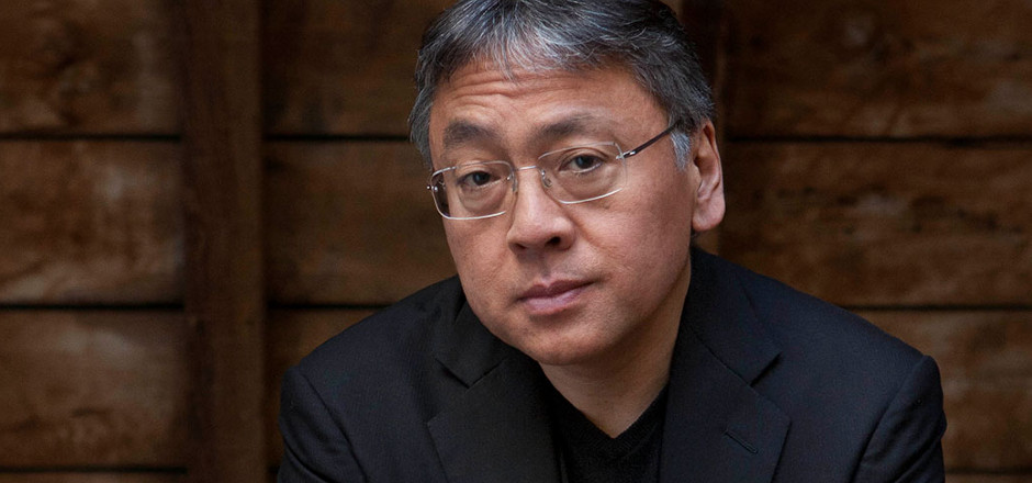 Kazuo Ishiguro im Livestream, 6. Mai 2021
